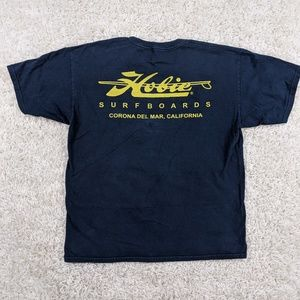 Hobie Surfboards T-Shirt Men Large Hurley Surf A18